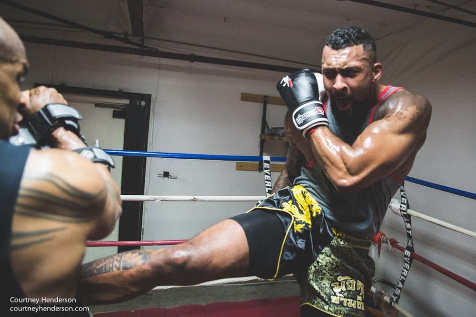Chi Lewis-Parry headlines at GLORY 32