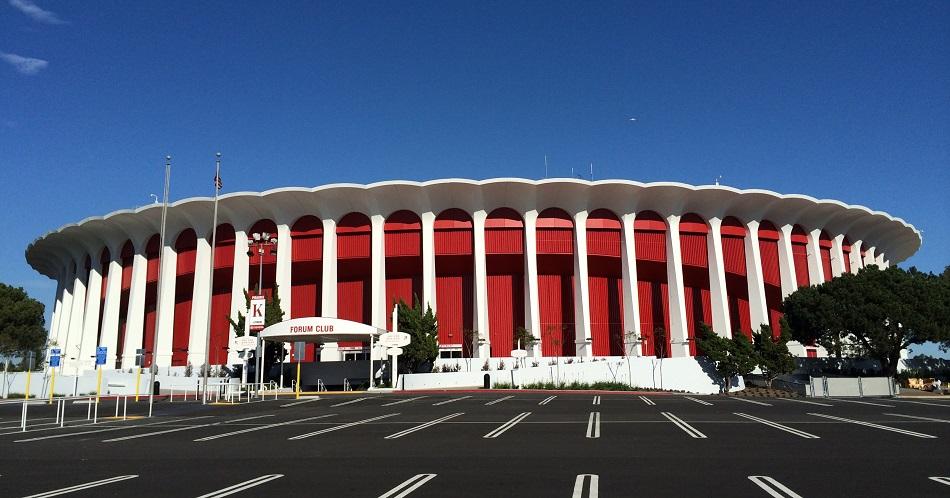 The Forum – Inglewood, California