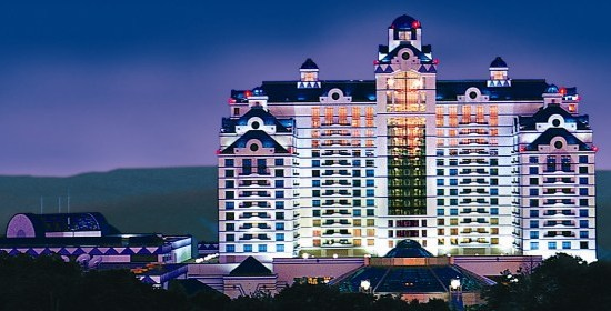 Resort casino mashantucket sporting gambling