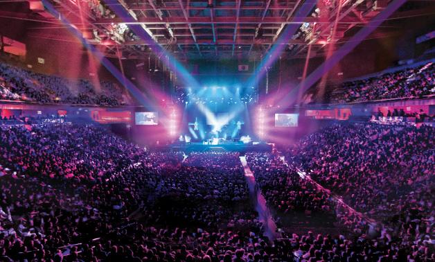 Mohegan Sun Arena – Uncasville, CT