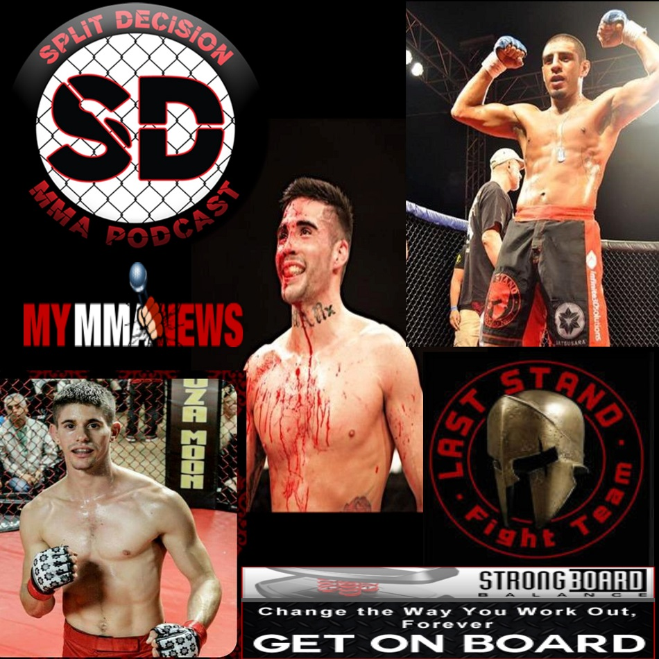 Split Decision MMA Podcast: MMA News, Tobar, Buron, Gall, UFC Vegas