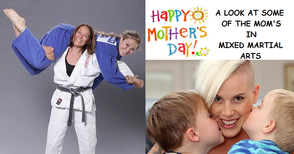 Mother's Day, Moms in MMA