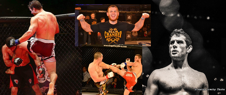 Eric Roncoroni Sets Eye on the Prize, MW title, Ring of Combat 55