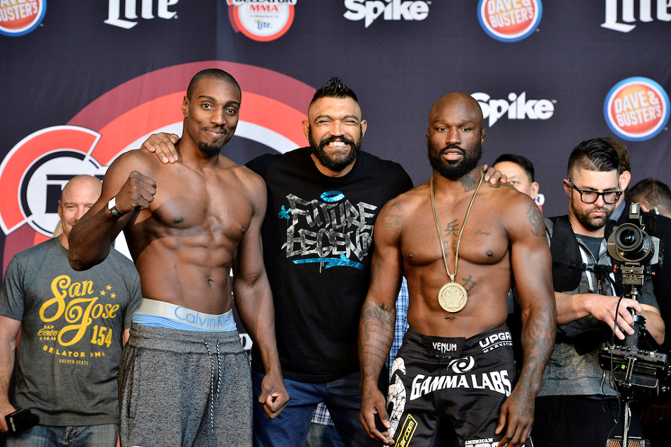 Bellator 154 Results: Phil Davis vs. King Mo