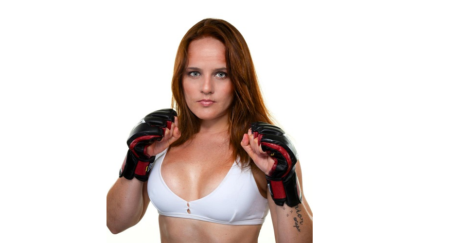 Titan FC signs organization's first female fighter, Carina Damm