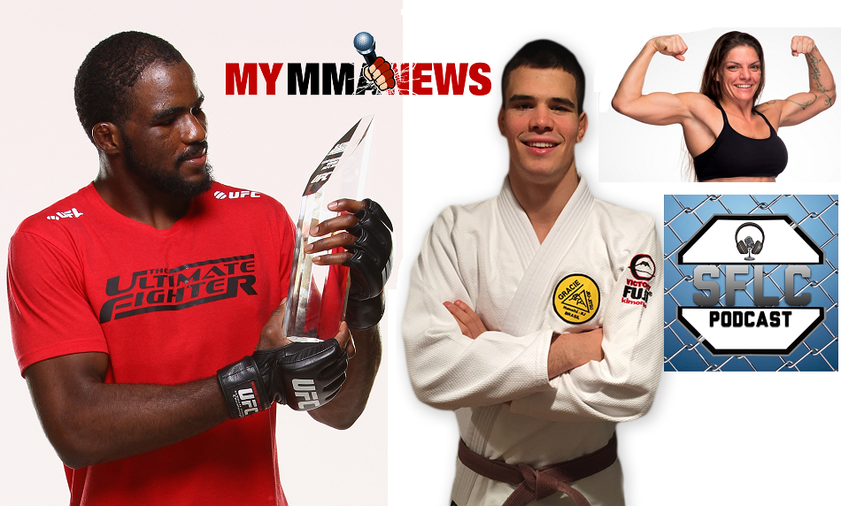 Corey Anderson, Mickey Gall, and Lauren Murphy on the SFLC Podcast