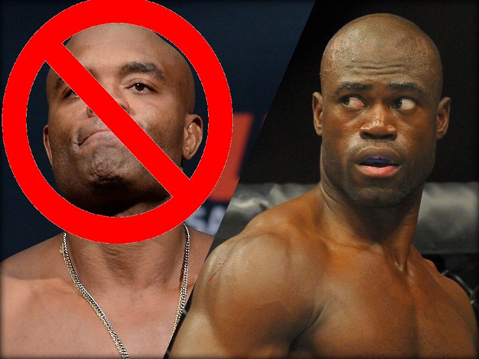 Anderson Silva is out of this weekend's UFC 198 middleweight bout with Uriah Hall