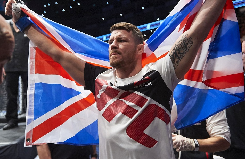 Michael Bisping is a future UFC Hall of Famer