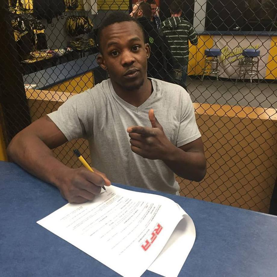 "Ode ""The Oddity"" Osbourne Signs with RFA – Fights June 17th"