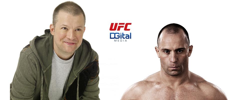 Jim Norton and Matt Serra to host UFC Podcast