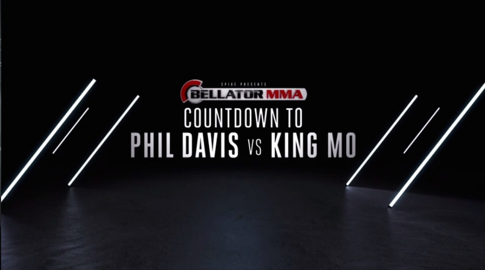 Phil Davis vs King Mo