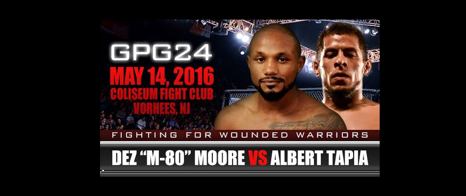 "Dez ""M80"" Moore Discusses Upcoming GPG Strawweight Title Fight"