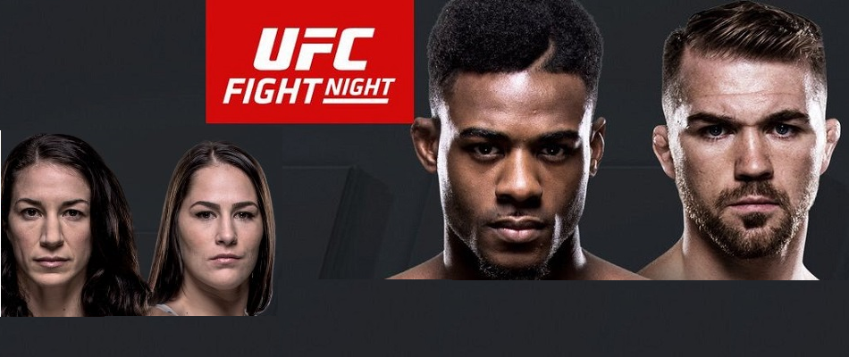 3 Pivotal Fights for the under the radar UFC Fight Night Vegas