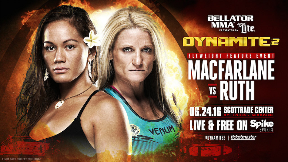 Ilima Macfarlane Looks to Remain Undefeated at Bellator: Dynamite 2