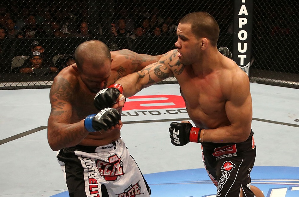 James Te Huna announces retirement from MMA