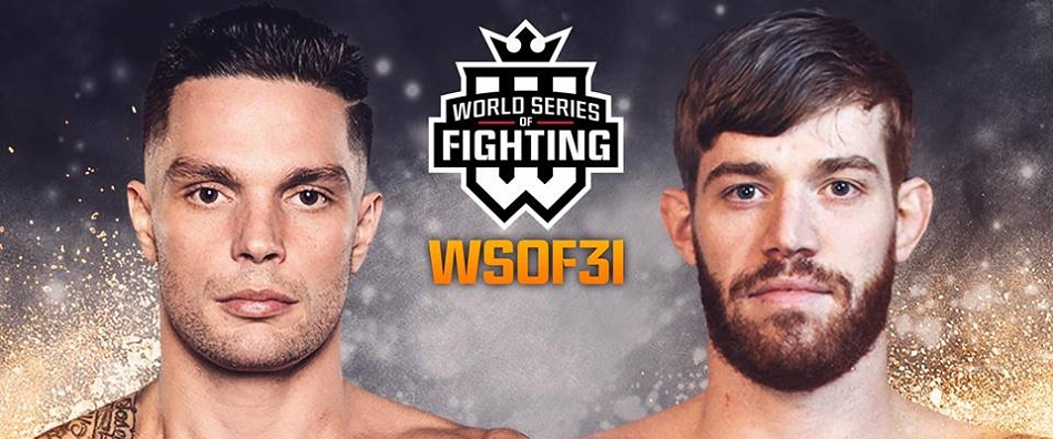 WSOF 31: Devin Powell Talks Promotional Debut against Tom Marcellino