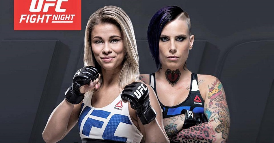 Paige VanZant returns against Bec Rawlings, August 27