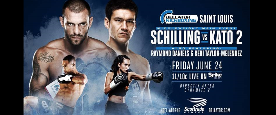 Second Bellator Kickboxing Card Complete with Two Exciting New Bouts