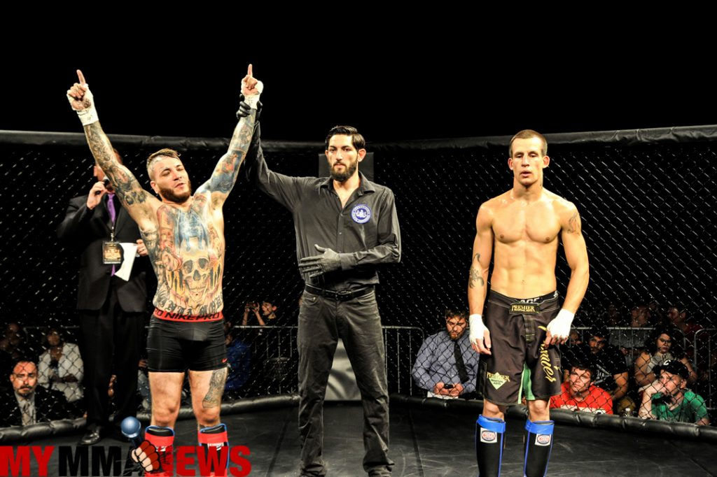 """Never Die"" Nick Mimoso takes home some new hardware at NAGA"
