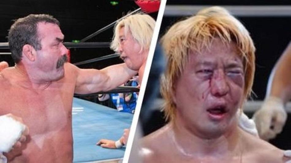Don Frye vs Don Frye vs Yoshihiro Takayama