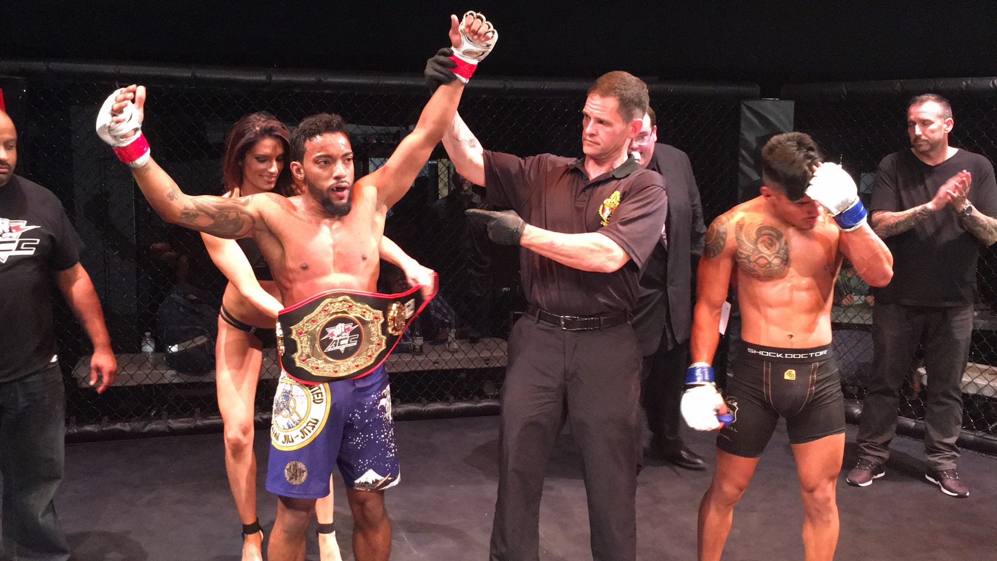 Aggressive Combat Championship 15 Main Event Video - Full Fight - Gonzalez vs. Leon