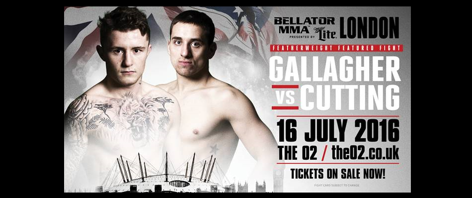 McGregor teammate James Gallagher faces Mike Cutting at Bellator: London