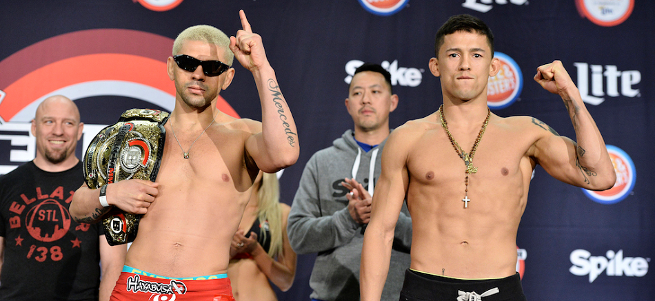Bellator 156 Results: Galvao vs Dantas 2