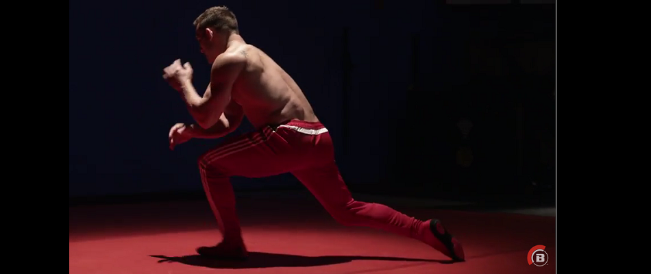 Bellator MMA Fighter Michael Chandler Pays Homage to Vision Quest