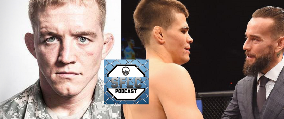 Colton Smith and Mickey Gall join SFLC Podcast