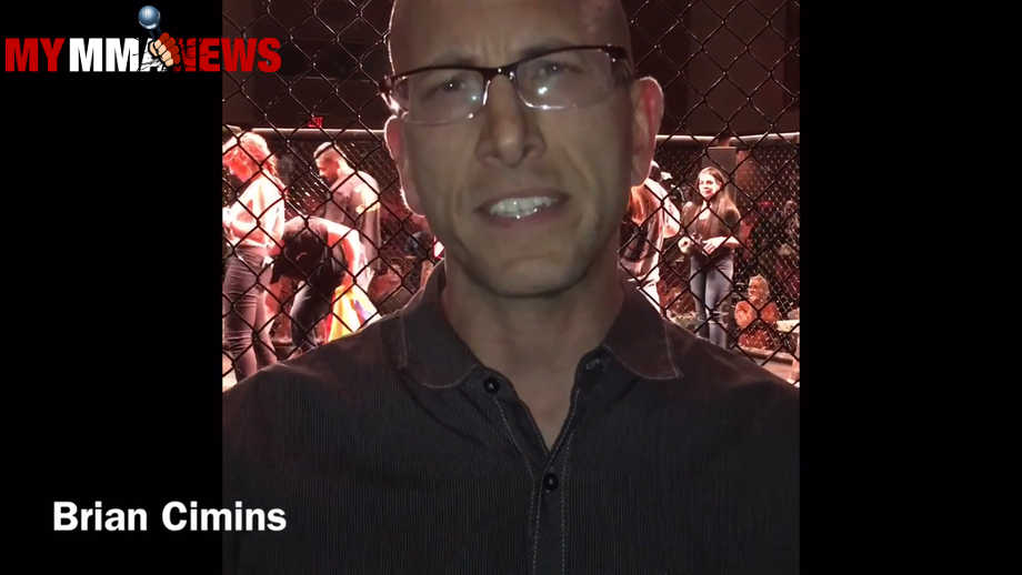 ACC 15 – Grapplers Quest Founder/CEO Brian Cimins Post-Fight Interview