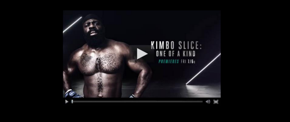 """Kimbo Slice: One Of A Kind"" Premieres On Spike Friday, June 24"