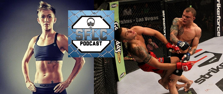 "SFLC 140: Jocelyn Jones-Lybarger & Anthony ""Lionheart"" Smith"