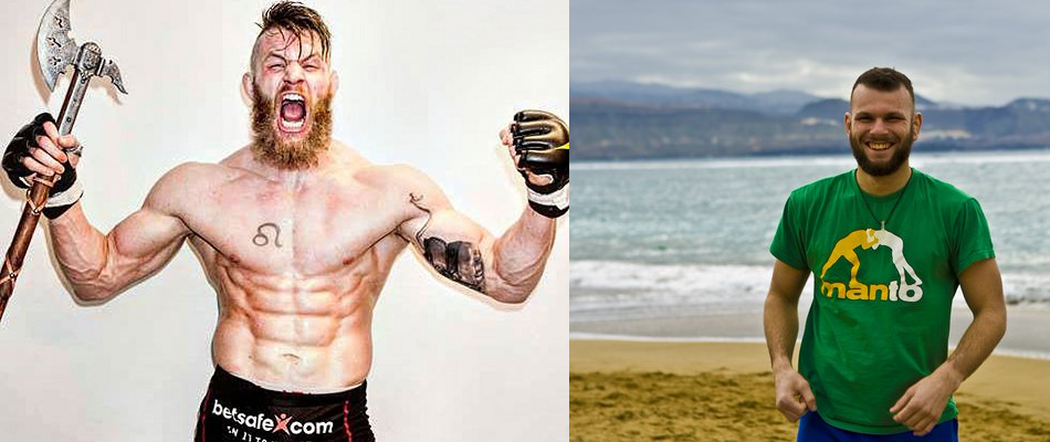 """UFC Signs Top European Prospects: """"Valhalla"""" and """"Abacus"""""""