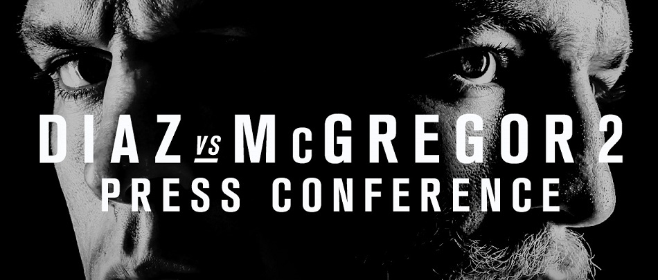 Diaz-McGregor 2 press conference