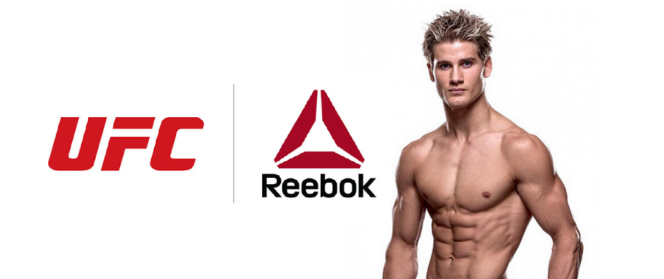 Sage Northcutt signed to Reebok deal