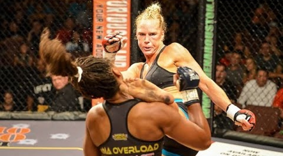 Holly Holm vs Allanna Jones