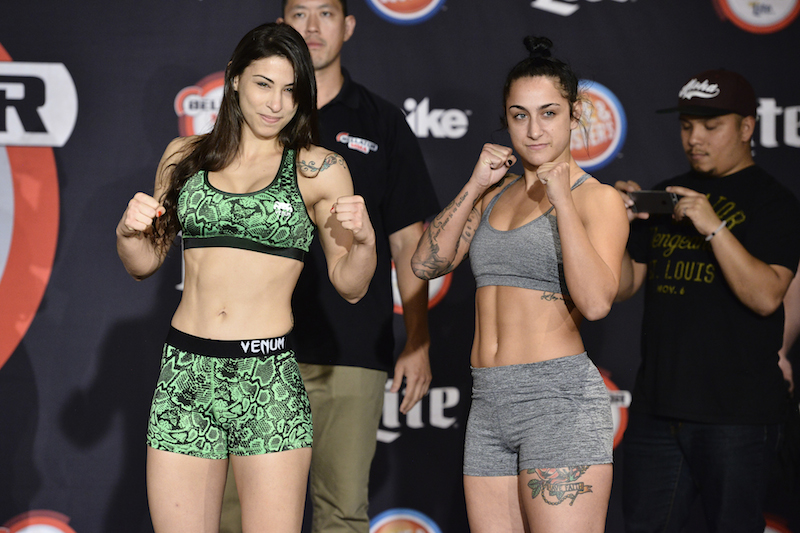 Bellator 159 weigh-ins