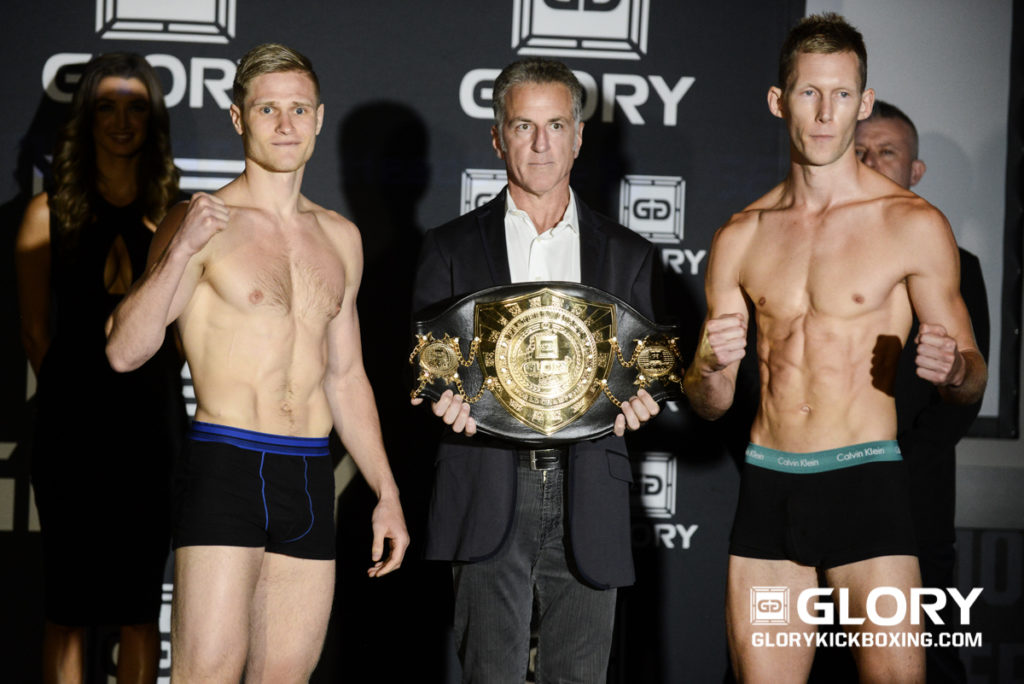GLORY 32 Adamchuk vs Varga