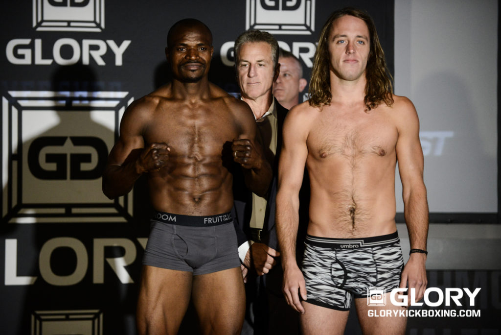 GLORY 32 Ambang vs Stevens