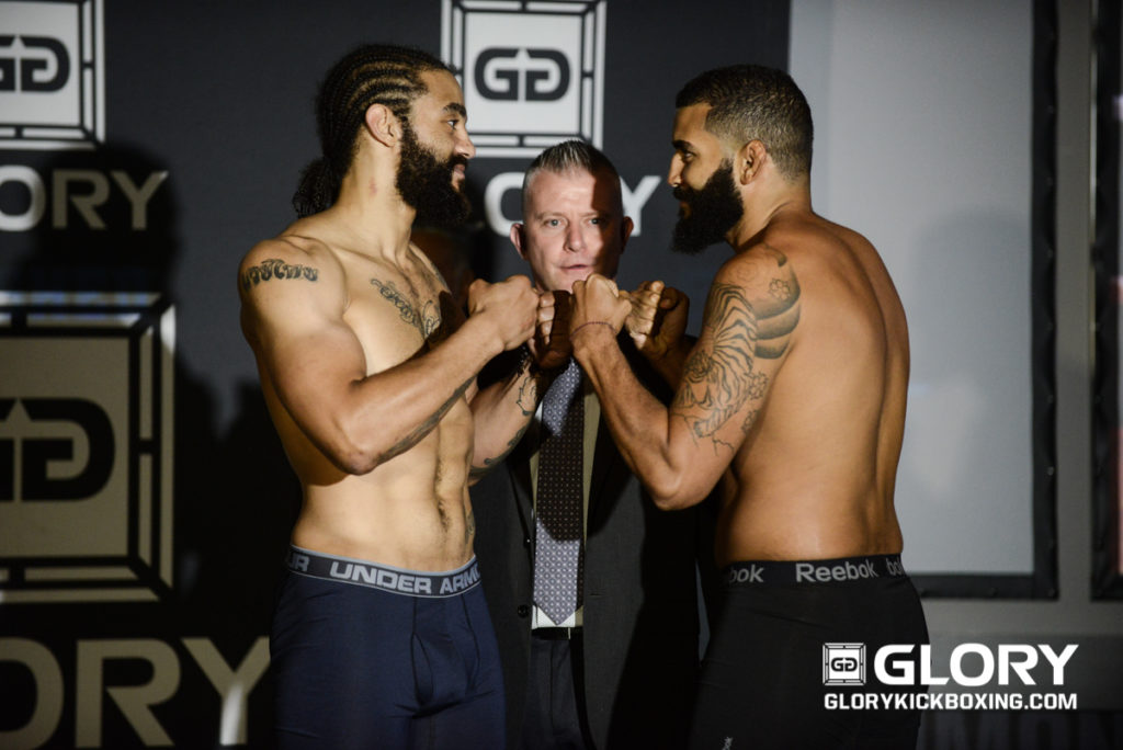 GLORY 32 Collete vs Dennis