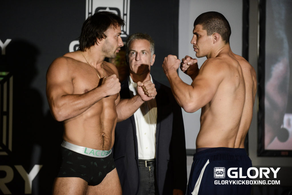 GLORY 32 Zhuravlev vs Machado