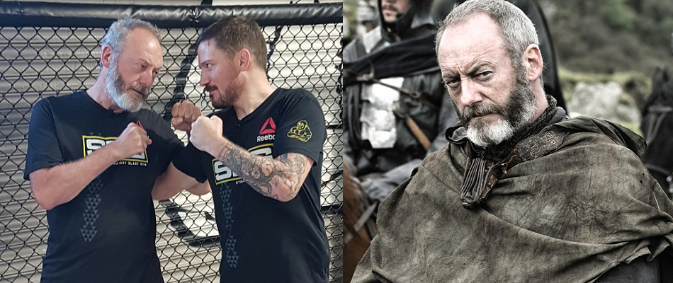 Second Game of Thrones Actor Trains at Conor McGregor gym