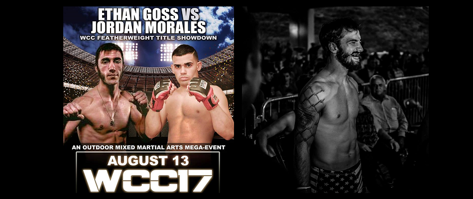 """The Wolverine"" Ethan Goss Aims For Gold At WCC 17"