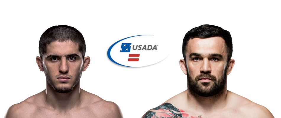 UFC issues statements on two fighters with USADA violations