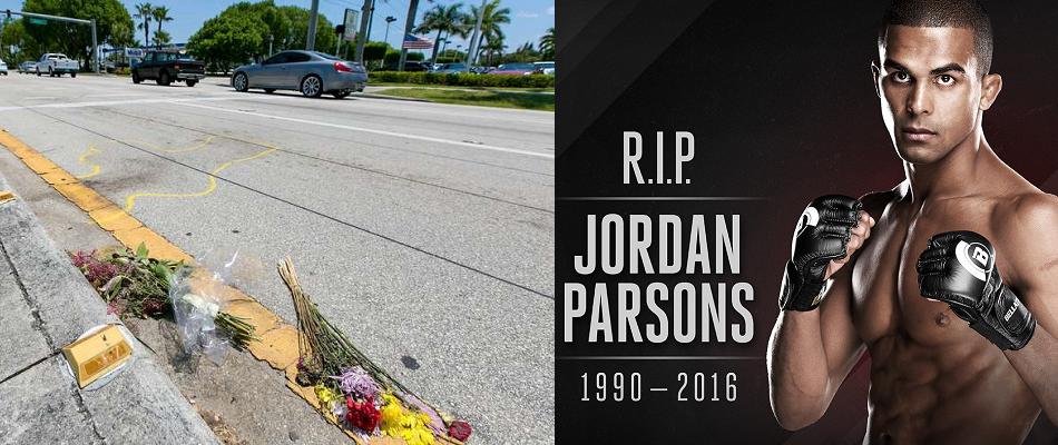 Jordan Parsons' family files suit