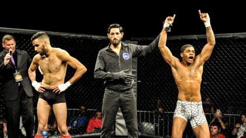 Timothy Tyler seeks redemption in pro MMA debut at Art of War II