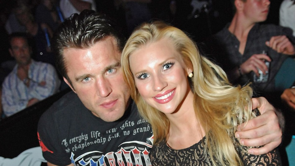 Listeria, Chael Sonnen and wife, Brittany Smith