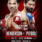 Bellator 160: Henderson vs Pitbull