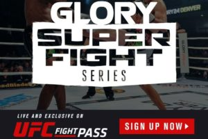 GLORY SuperFight Series