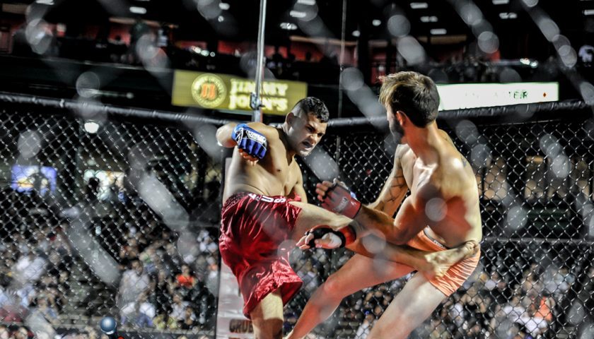 Jordan Morales discusses his upcoming PA Cage Fight 28 title bout